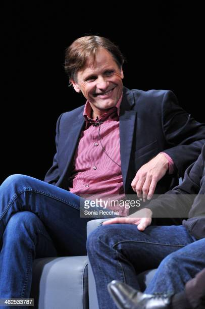 Viggo Mortensen attends Red Carpet Event at TIFF Bell Lightbox on January 13 2014 in Toronto Canada