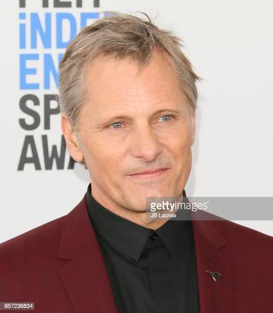 Viggo Mortensen attends the 2017 Film Independent Spirit Awards on February 25 2017 in Santa Monica California