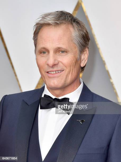 Viggo Mortensen attends the 89th Annual Academy Awards at Hollywood Highland Center on February 26 2017 in Hollywood California