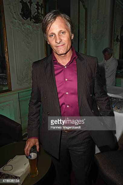Viggo Mortensen attends the Opening Night of the Munich Film Festival 2015 at Bayerischer Hof on June 25 2015 in Munich Germany