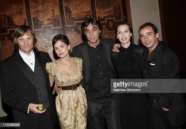 Viggo Mortensen Elena Anaya Agustin Diaz Ariadna Gil and Enrico Lo Verso