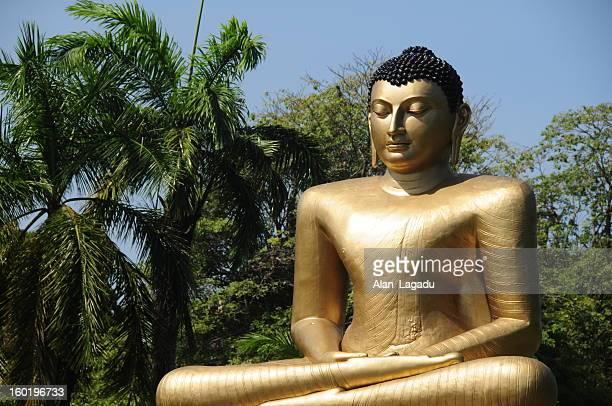 Viharamahadevi Park, Colombo, Sri Lanka.
