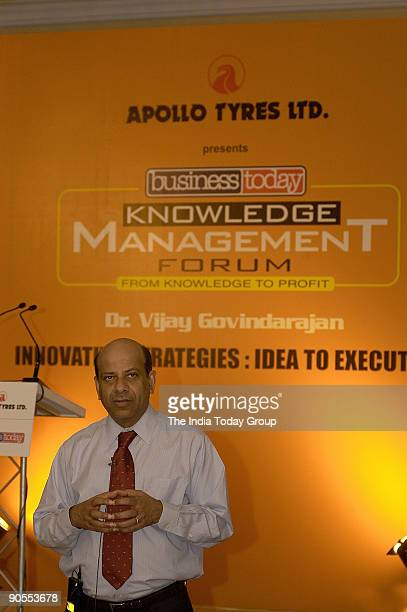 Vijay Govindarajan Professor of International Business at the Tuck School and founding director of Tucks Center for Global Leadership addresses...