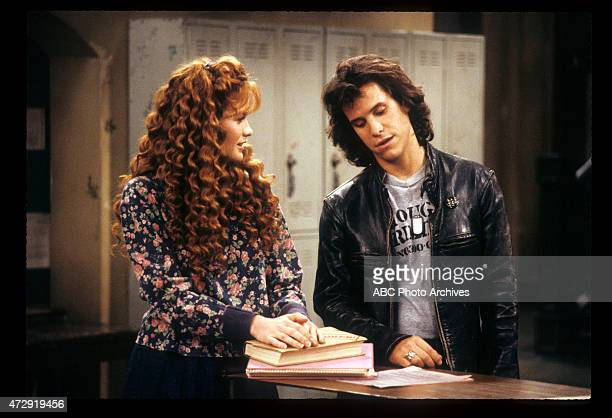 CLASS 'Viki Eric Simone Alex' Airdate October 4 1989 KHRYSTYNE
