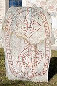 Viking runestone