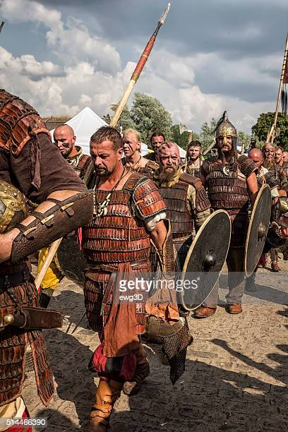 Vikings warriors