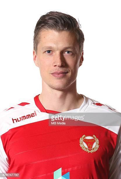 Viktor Elm Halvfigur @Leverans Allsvenskan 2016 Fotboll