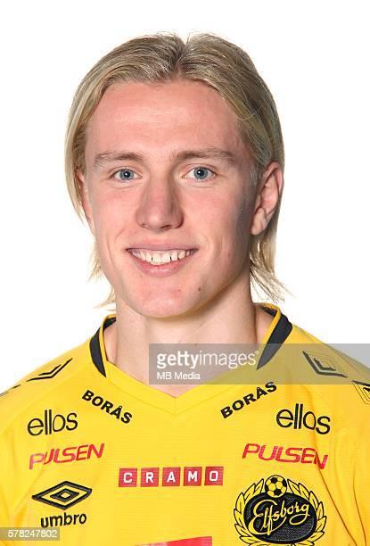 Viktor Götesson Halvfigur @Leverans Allsvenskan 2016 Fotboll