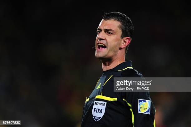 Viktor Kassai referee