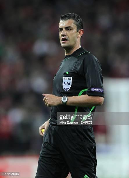 Viktor Kassai Referee