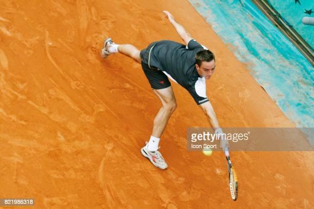 Viktor TROICKI Roland Garros 2008 Jour 3
