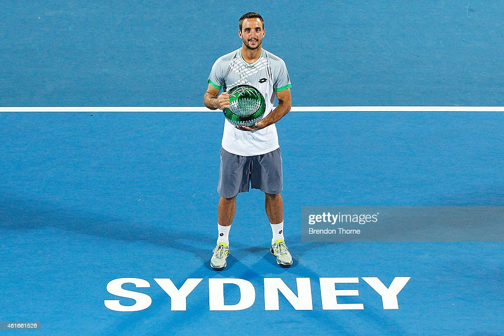 2015 Sydney International - Day 7