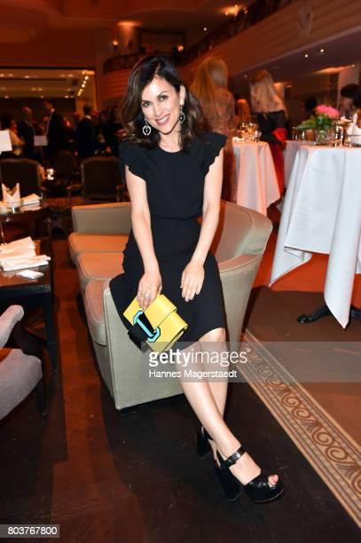 Viktoria Lauterbach attends the Bernhard Wicki Award 2017 during the Munich Film Festival 2017 at Bayerischer Hof on June 29 2017 in Munich Germany