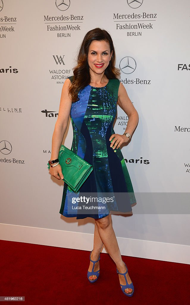Laurel Arrivals - Mercedes-Benz Fashion Week Spring/Summer 2015