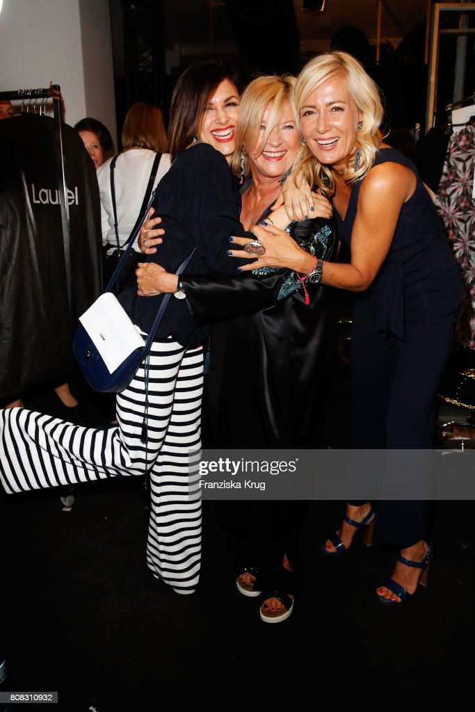Laurel Celebrities - Mercedes-Benz Fashion Week Berlin Spring/Summer 2018