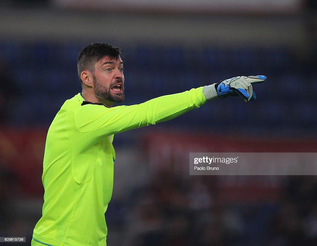AS Roma v FC Viktoria Plzen - UEFA Europa League
