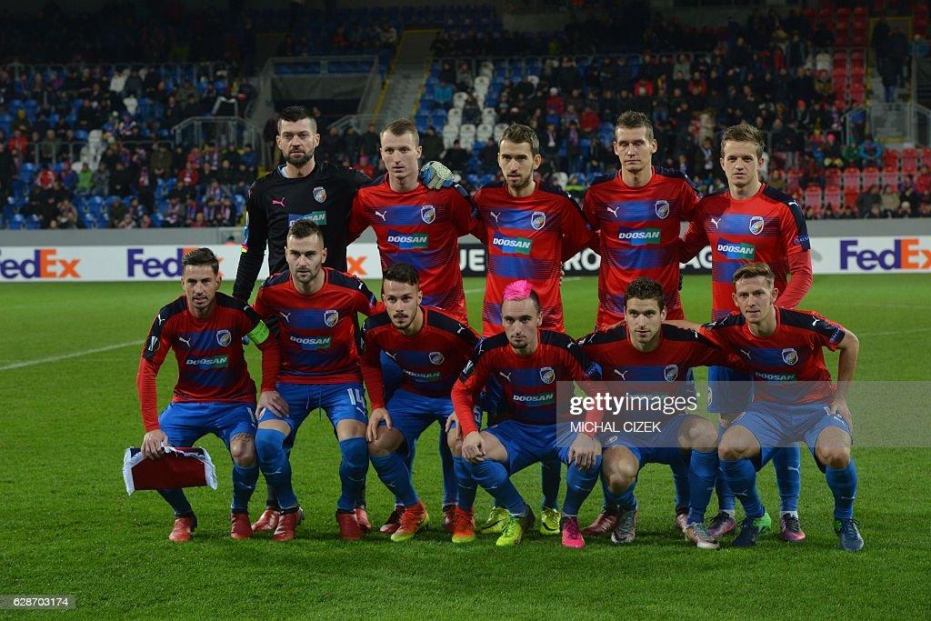 FC Viktoria Plzen v FK Austria Wien - UEFA Europa League