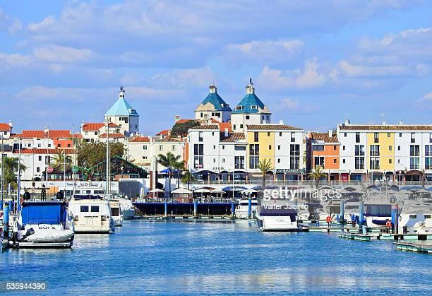 Vilamoura's marina, Algarve, Portugal