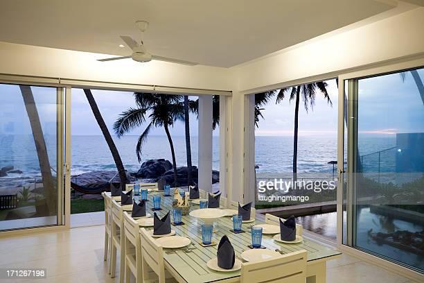 villa dining room sri lanka