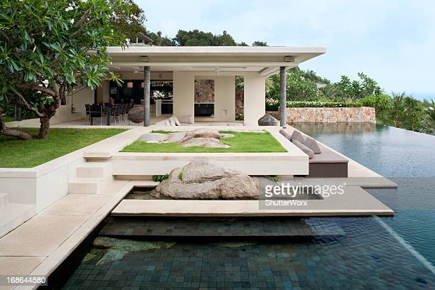 Villa In den Tropen