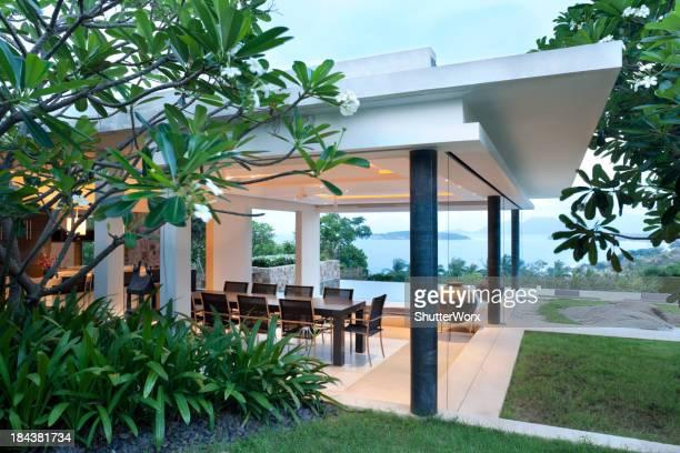 Villa dans les tropiques