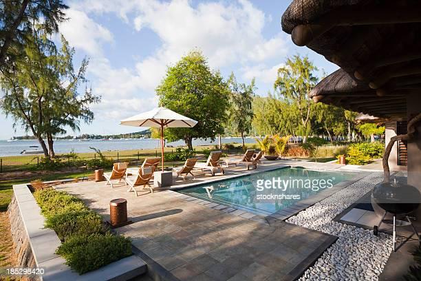 Villa im tropischen Paradies