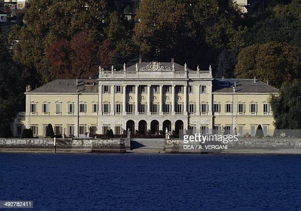 Villa Olmo architect Simone Cantoni Como Lombardy Italy