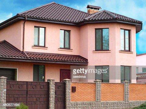 Villa : Stock Photo