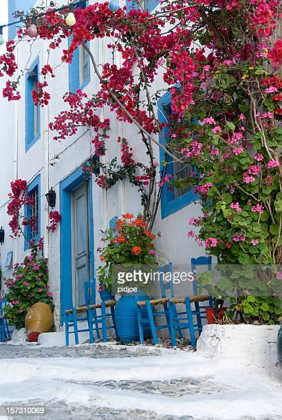 village house on the island of Kos Greece