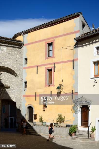 Village Houses Annot Alpes-de-Haute-Provence
