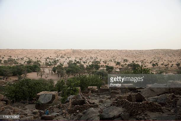 Village in Dogon Land