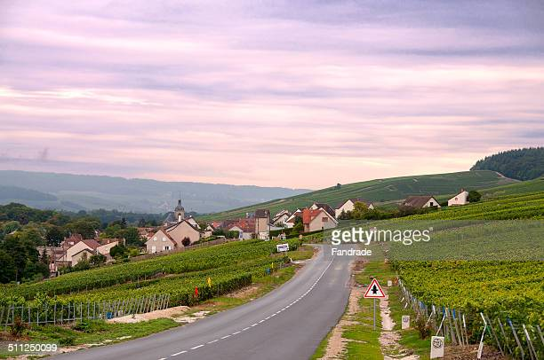 Village in Epernay, France