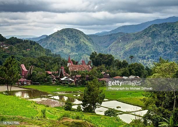 Village in North Toraja