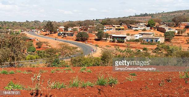 Village in Rural Kenya