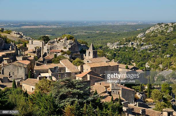Village in south France