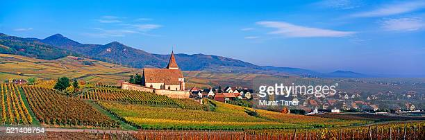 Village in the Alsace region