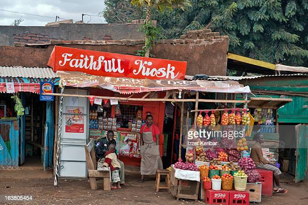Village near Amboseli National Park