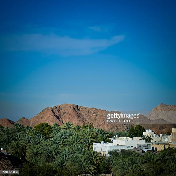 Village near Muscat Oman