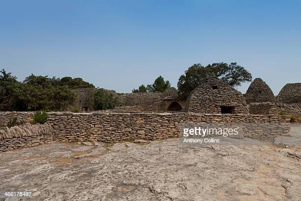 Village of Bories, Gordes, Provence