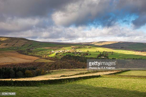 Village of Holme in West Yorkshire