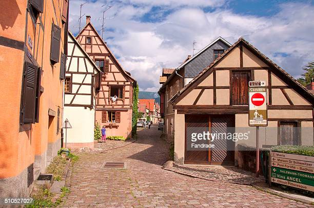 Village of Kaysersberg  Alsace France