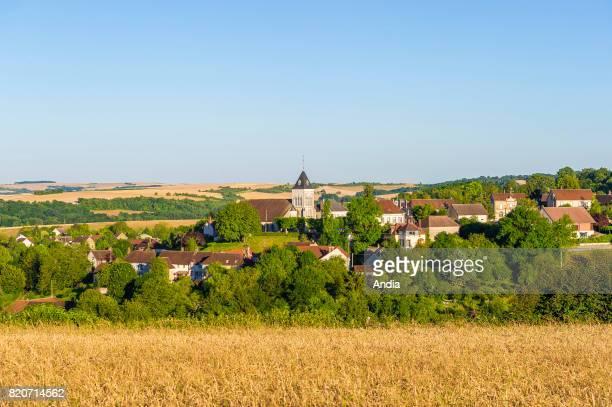 Village of SaintAubinChateauNeuf