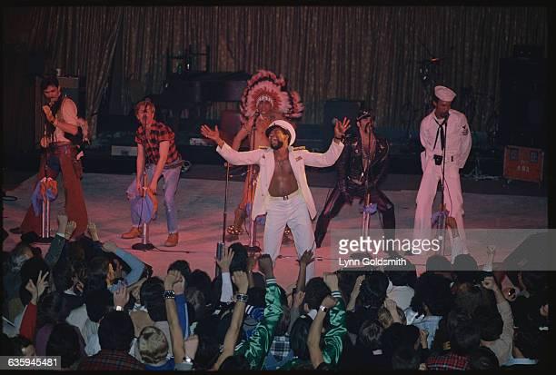 Village People Performing