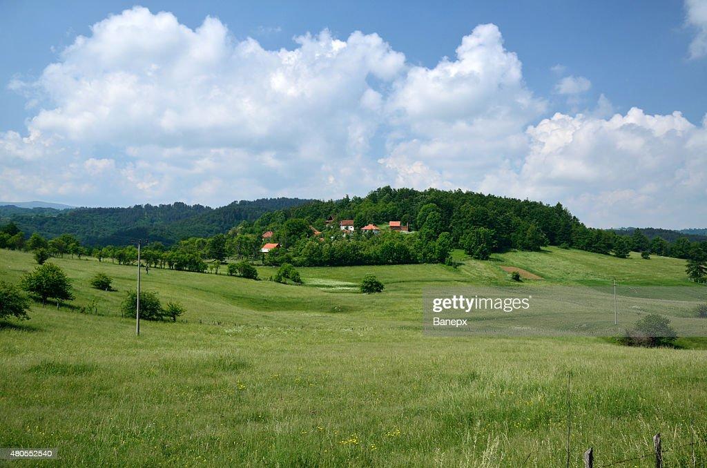 Village : Foto de stock