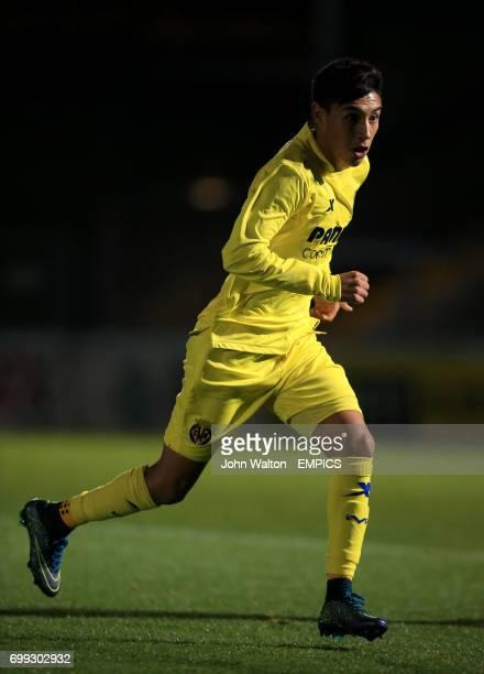Villareal's Leonardo Suarez
