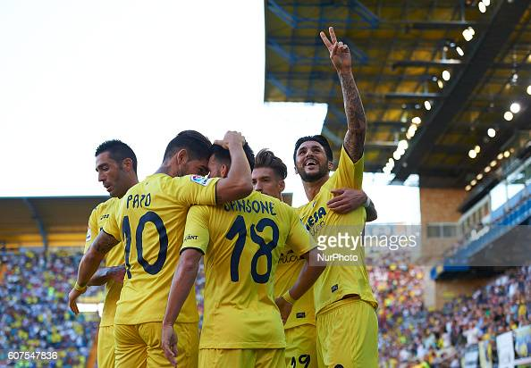 Villarreal CF v Real Sociedad de Futbol - La Liga : News Photo
