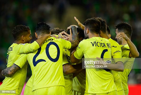 FBL-ESP-LIGA-BETIS-VILLARREAL : News Photo