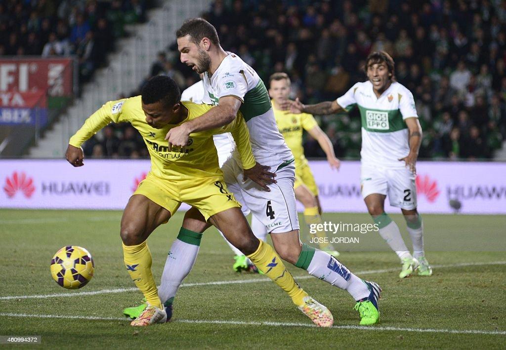 Elche FC v Villarreal CF - La Liga