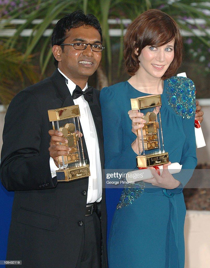 Vimukthi Yasundara and Miranda July Winners Ex Aequo of the Camera D'Or Award