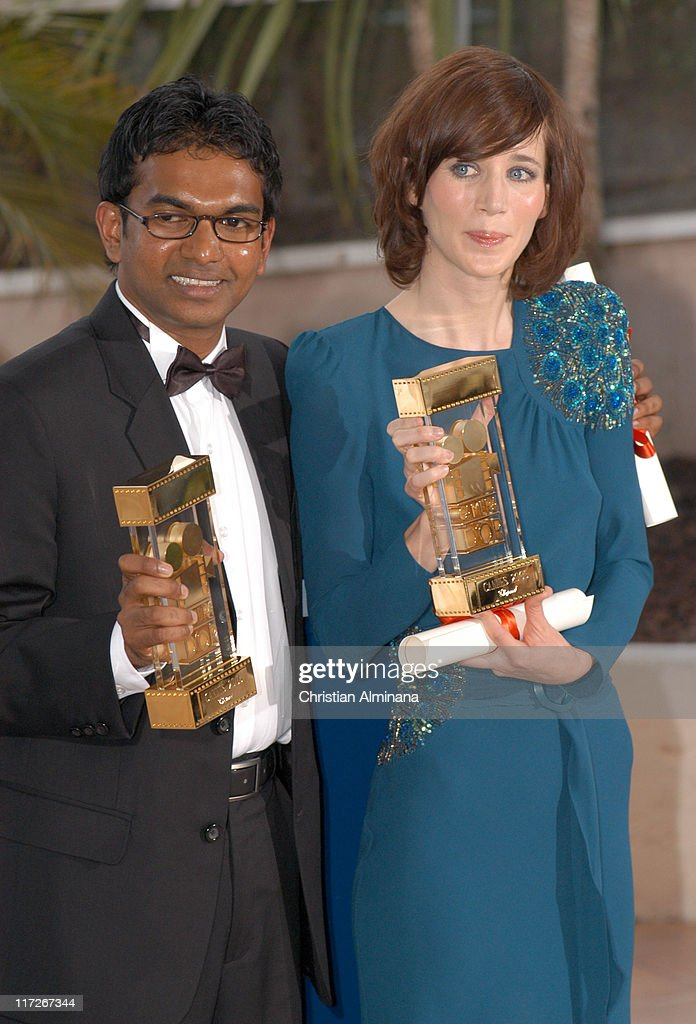 Vimukthi Yasundara Winner of Camera D'Or Award for La Terre Abandonee and Miranda July Winner of Camera D'Or Award for Me you and Everyone We Know